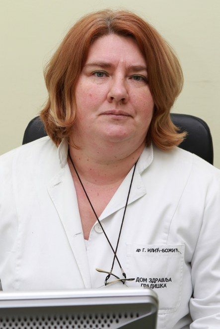 др Гордана Илић-Божић