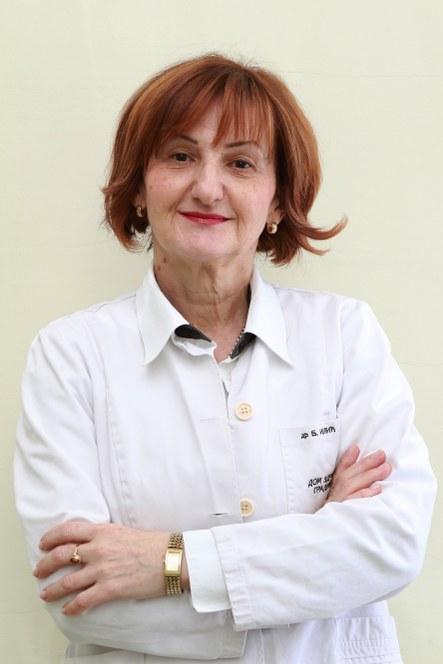 Прим. др Биљана Илић