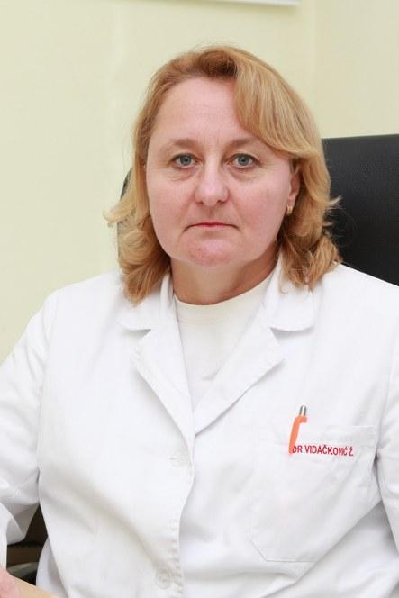 др Жељана Видачковић