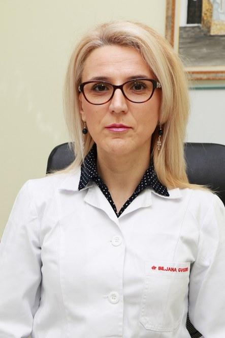 др Биљана Гвозден
