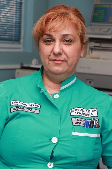 Гордана Тимарац-Шиник