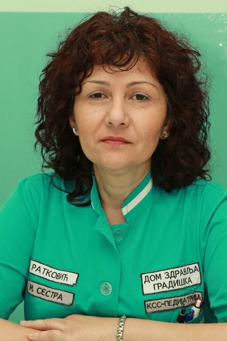 Мирјана Ратковић