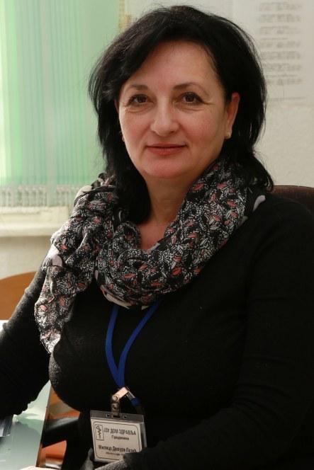 Милица Девура-Лазић