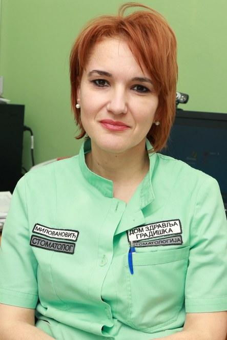 др Мирјана Миловановић