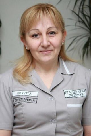 Драгана Шобота