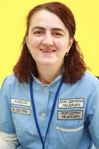 Нусрета Хубијар