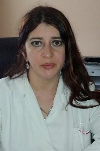 др Ирена Вујановић