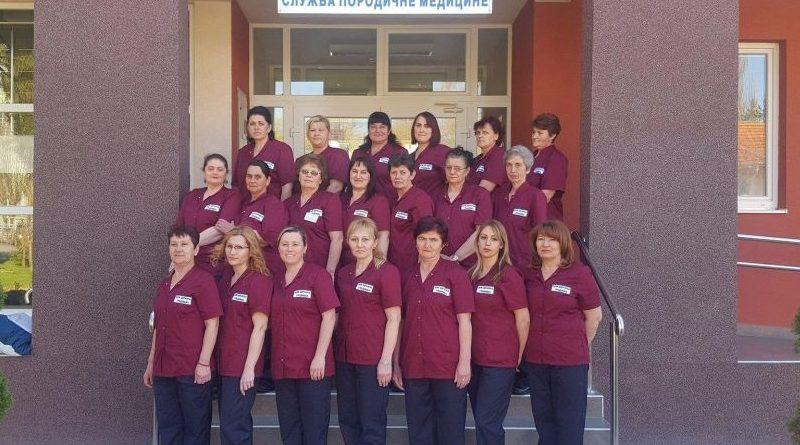 Нове радне униформе и радна обућа за спремачице дома здравља