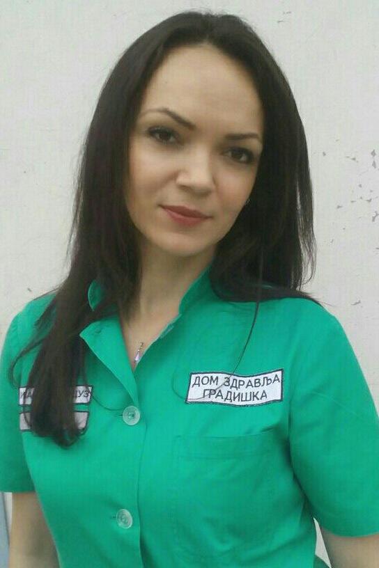 др Бојана Савковић Перић