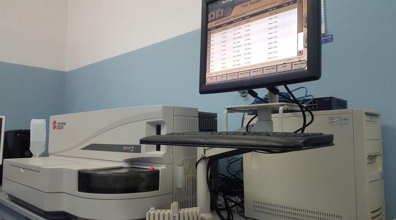 Пуштен у рад нови лабораторијски информациони систем – (LIS)