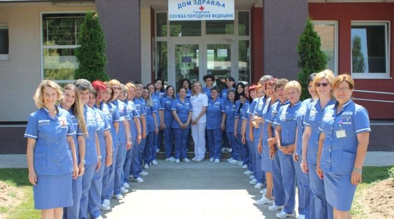 Нове медицинске униформе за све медицинске сестре-техничаре у Служби породичне медицине