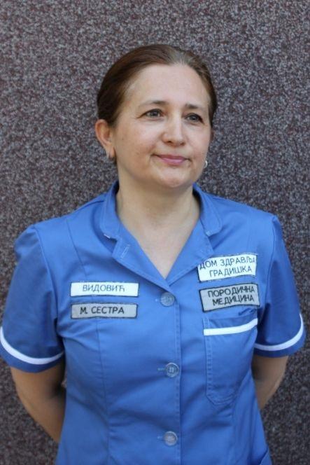 Наташа Видовић
