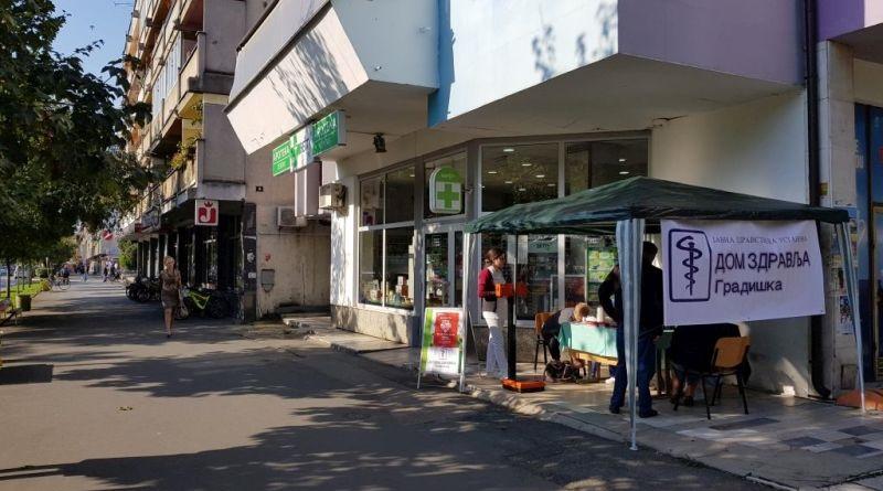"""ЈЗУ """"Дом здравља"""" Градишка обиљежио Свјетски дан срца"""