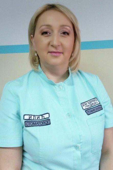 др Сања Илић