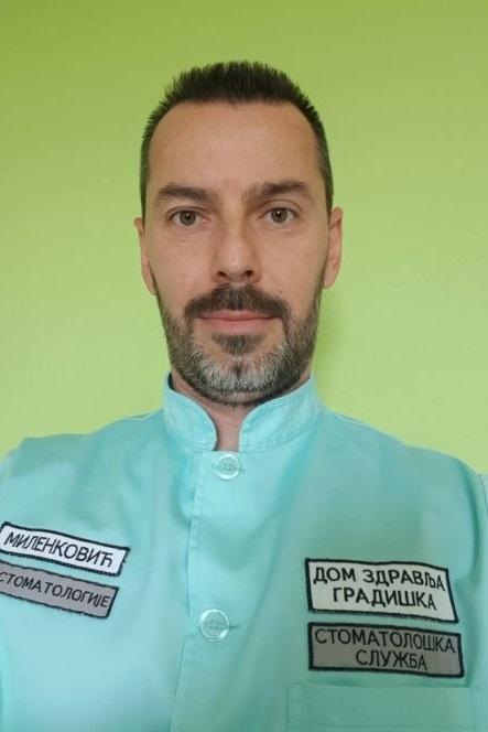 др Владимир Миленковић