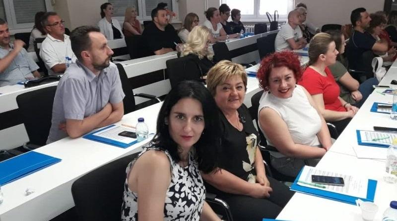 """Пројекат """"Јачање капацитета за надзор и одговор на авијарну и пандемијску инфлуенцу у Босни и Херцеговини"""""""