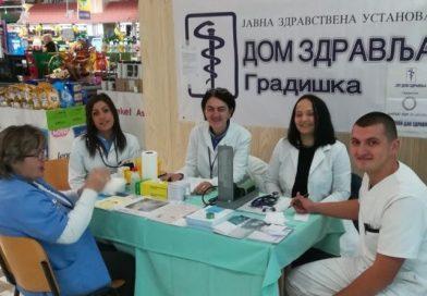 Акција поводом обиљежавања Свјетског дана борбе против дијабетеса