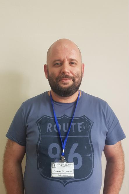 Стефан Чагљевић