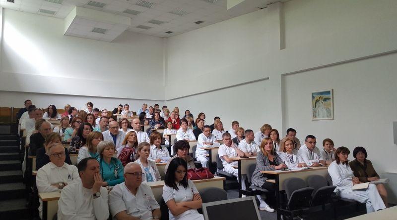 Састанак љекара Болнице и Дома здравља Градишка