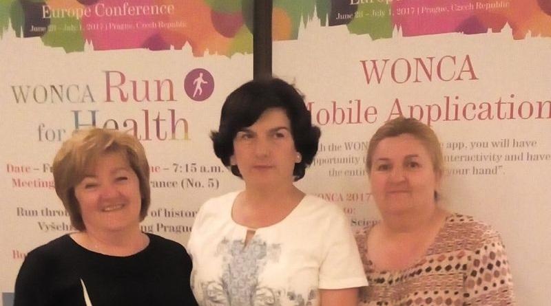"""ЈЗУ """"Дом здравља"""" Градишка на конференцији """"Wonca Europe"""" у Прагу"""