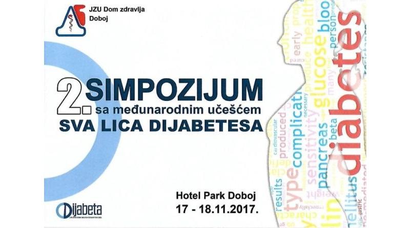 """Љекари ЈЗУ """"Дом здравља"""" Градишка учествовали на Другом симпозијуму – """"Сва лица дијабетеса"""""""