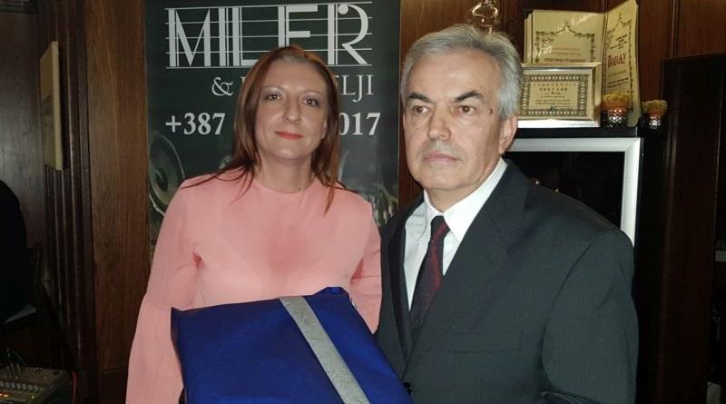 Свечани испраћај у заслужену пензију прим. др Богдана Миленковића