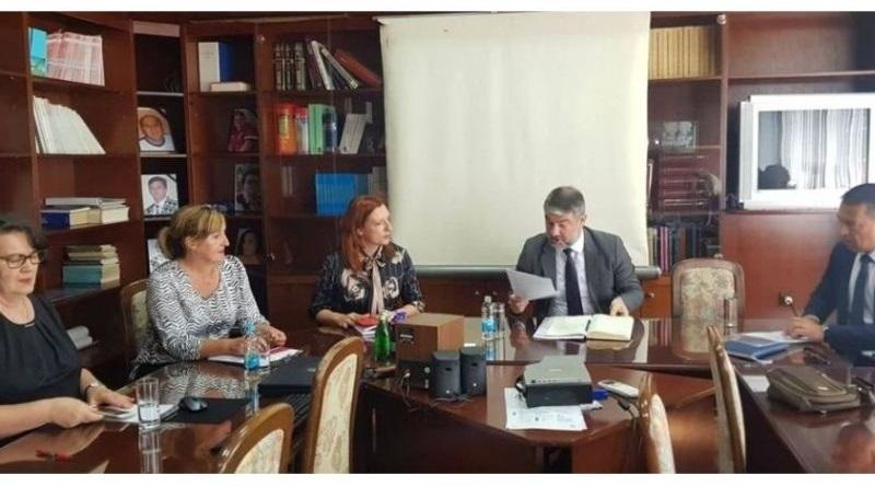 Посјета министра здравља и социјалане заштите Дому здравља Градишка